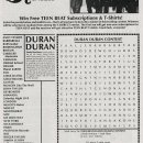 Duranie wordsearch contest
