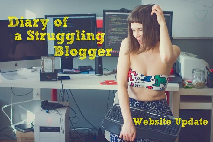 Diary of a Struggling Blogger: Trying to Make a Penny on TheWildWild WebWithout Pissing You Off