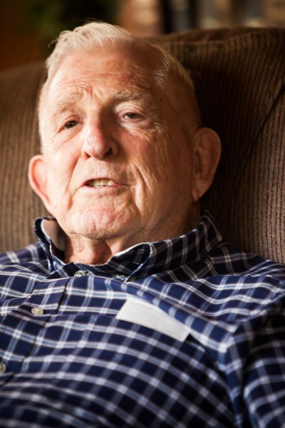Dale Swaim--a man with a story