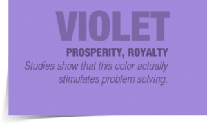 violet-communicates