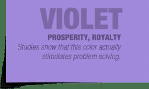 violet-communicates
