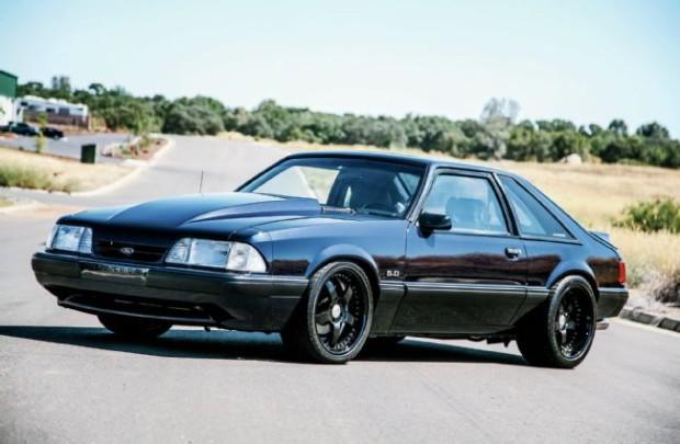 Fox Body Mustang