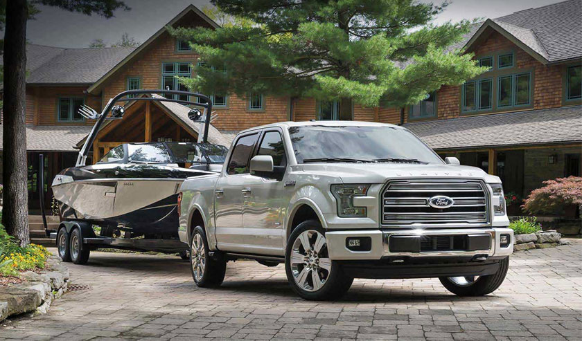 Ford Temporarily Cuts Production of F-150