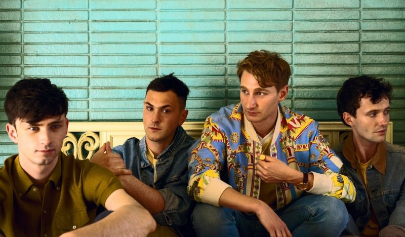 Glass Animals  (Photo by Neil Krug)