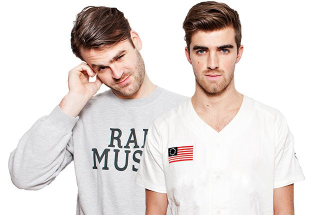 The Chainsmokers  (Photo courtesy of Billboard)