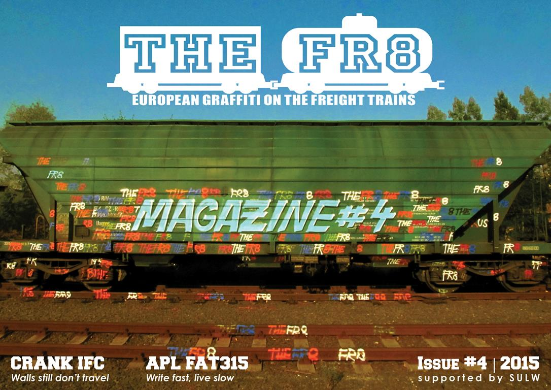 THE FR8 MAGAZINE #4 – preview (1)