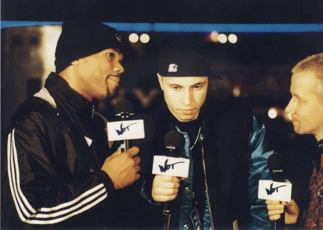 DMC Interview '97