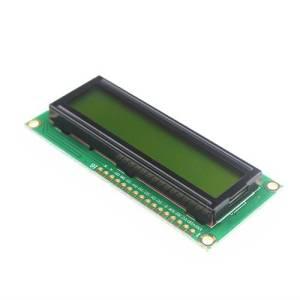 LCD HIJAU