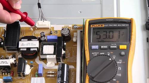 memperbaiki power supply