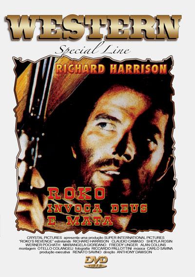 Poster do filme Roko - Invoca Deus e Mata