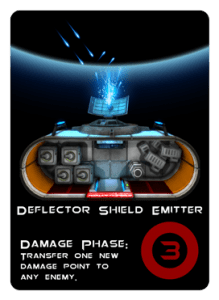 Deflector Shield Emitter