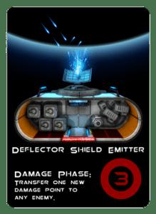 Deflector Shield Emitter
