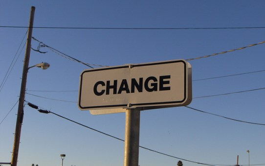 Sign of Change