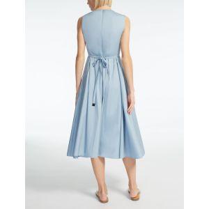 Pristine Fabiola Fabiola Fabiola Fabiola Cotton Poplin Sky Blue Max Mara Sky Blue Dress Long Sky Blue Dress Amazon