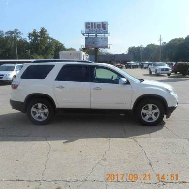 2008 Gmc Acadia AWD SLE 1 4dr SUV In Des Moines IA   TOWN   COUNTRY     Contact