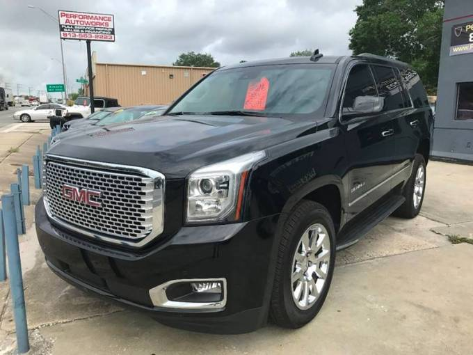 2016 GMC Yukon Denali In Tampa FL   Performance Autoworks 2016 GMC Yukon for sale at Performance Autoworks in Tampa FL