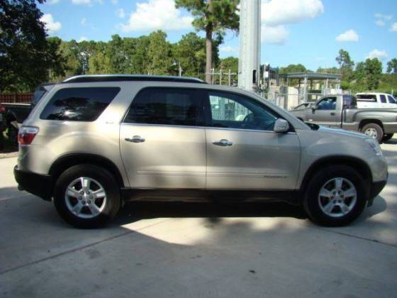 2008 Gmc Acadia SLT 2 4dr SUV In Houston TX   Trade Lane Motors Contact