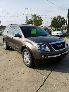 2008 GMC Acadia SLT 2 In Wyoming MI   Elvis Auto Sales LLC 2008 GMC Acadia for sale at Elvis Auto Sales LLC in Wyoming MI