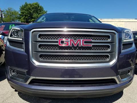 Gmc Used Cars For Sale Rockville Centre CarNation AUTOBUYERS Inc  2013 GMC Acadia