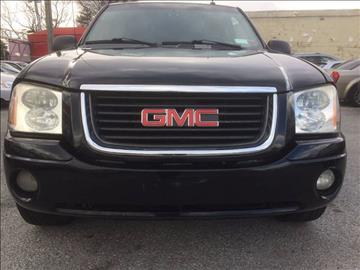 Gmc Used Cars For Sale Rockville Centre CarNation AUTOBUYERS Inc  2004 GMC Envoy