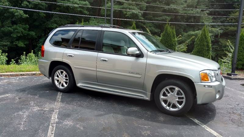 2006 GMC Envoy Denali In Wallingford PA   FAIRWAY MOTOR CARS INC  2006 GMC Envoy for sale at FAIRWAY MOTOR CARS INC  in Wallingford PA