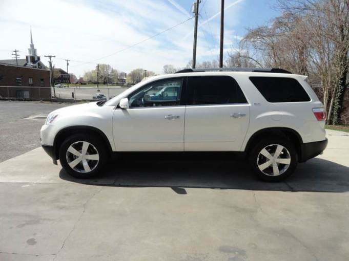 2011 Gmc Acadia SLT 1 4dr SUV In Taylorsville NC   Taylorsville Auto     SOLD