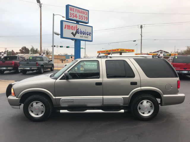 2000 Gmc Jimmy SLT 4dr SUV In Yukon OK   SMART CHOICE AUTO LLC 2000 GMC Jimmy SLT 4dr SUV   Yukon OK