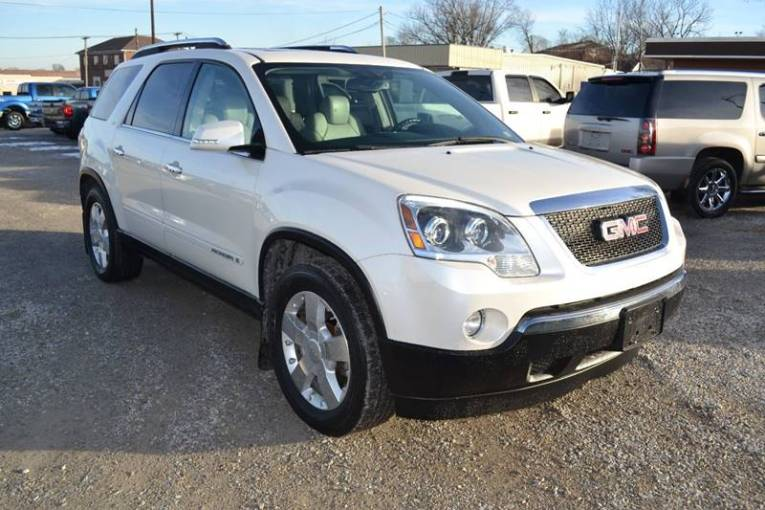 2008 GMC Acadia SLT 2 In West Plains MO   South 63 Motors 2008 GMC Acadia for sale at South 63 Motors in West Plains MO