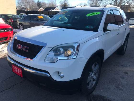2011 Gmc Acadia SLT 1 4dr SUV In Detroit MI   Best of Michigan Auto     2011 GMC Acadia SLT 1 4dr SUV   Detroit MI