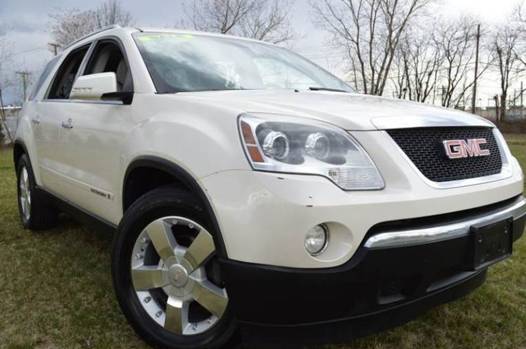 2008 Gmc Acadia SLT 2 AWD 4dr SUV In Bloomfield NJ   Pristine Auto Group 2008 GMC Acadia SLT 2 AWD 4dr SUV   Bloomfield NJ