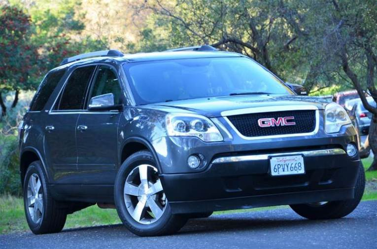 2011 Gmc Acadia SLT 1 AWD 4dr SUV In Belmont CA   BRAND MOTORS LLC 2011 GMC Acadia SLT 1 AWD 4dr SUV   Belmont CA