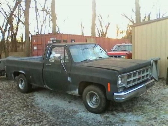 GMC Classics for Sale   Classics on Autotrader 1978 GMC Sierra C K1500 for sale 100829127
