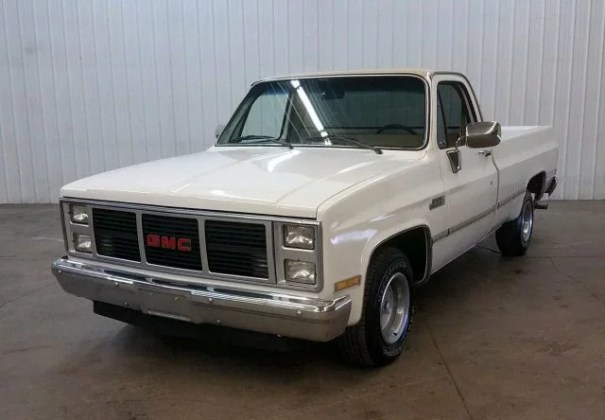 GMC Classic Trucks for Sale   Classics on Autotrader 1986 GMC Sierra 1500