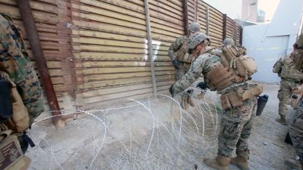 Image result for Mexican Troops Disarmed U.S. Soldiers On The American Side Of The Border