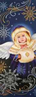 "Jill Fitzhenry ""Snowflake Angel"""