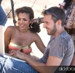 Behind the Scenes Exclusives of Vida Guerra Part 2- courtesy of SlickforceStudio