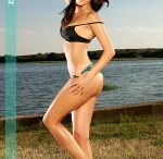 Stefany Alzate: Jamaica Bay - courtesy of Frank Hotsauce and Artistic Curves