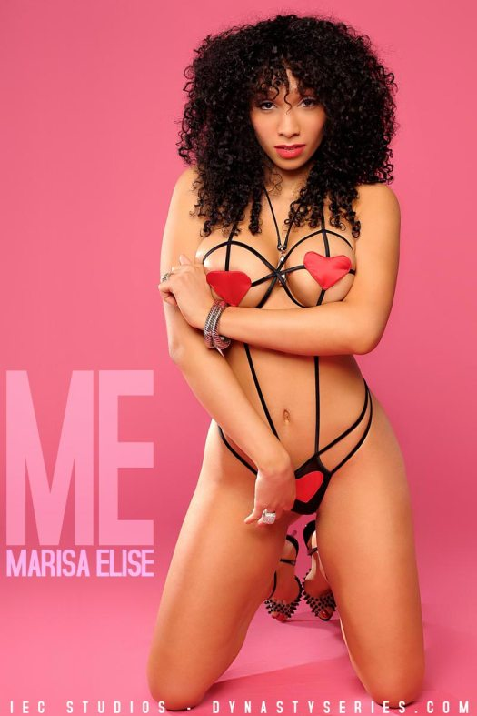 DynastySeries TV: Marisa Elise - VDay Love - courtesy of IEC Studios