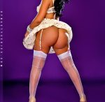 More Pics of Yaris Sanchez: Ace of Cakes - courtesy of Del Anthony