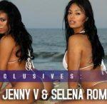 Stephany Romero and Jenny V - courtesy of Yohance DeLoatch