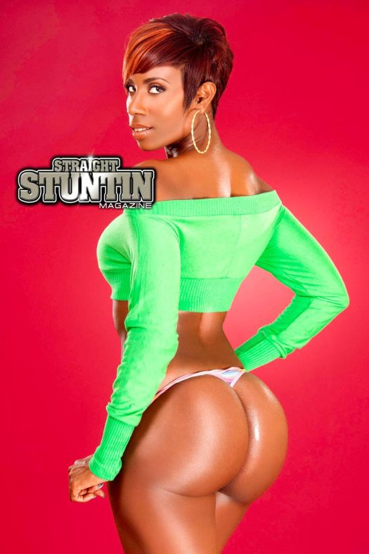 Pheynx Rose Preview from new issue of Straight Stuntin