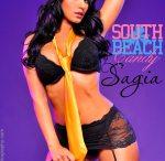 Sagia Castaneda @Sagia - South Beach Candy - Paul Cobo