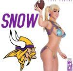 DynastySeries NFL Game of the Week: Snow @usedtobesnowwhite (Vikings) - Jose Guerra