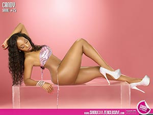 Candy Richards @candy_richards in SHOW Magazine