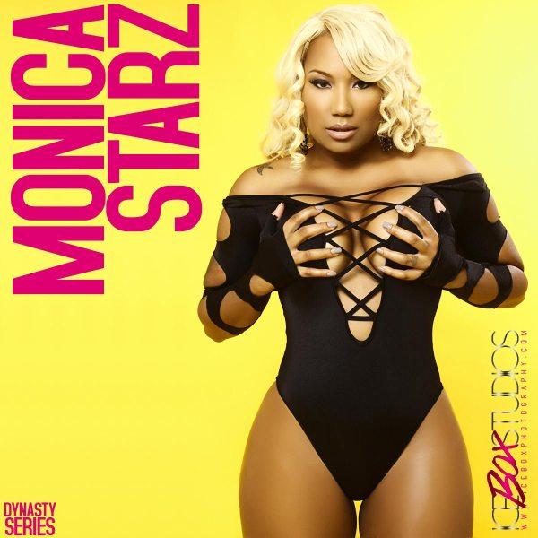 Monica Starz @monicastarz  - Introducing - Ice Box Studio