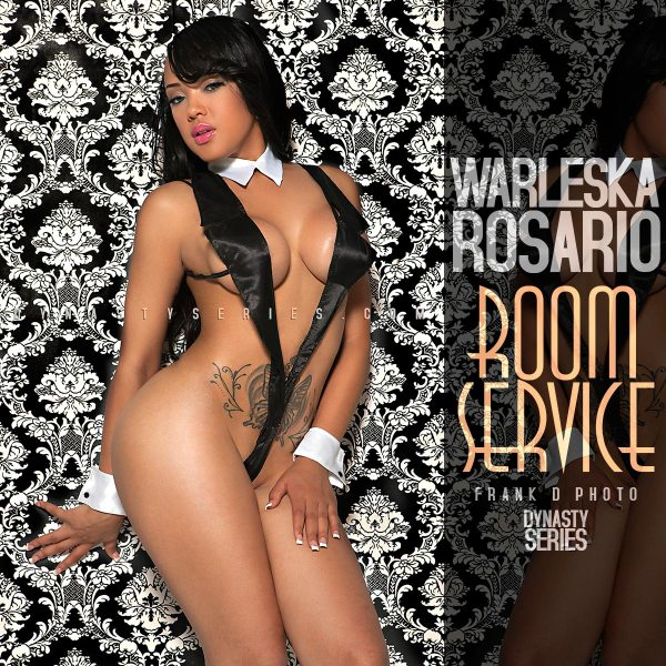 Warleska Rosario @chinadallxoxo - Room Service - Frank D Photo