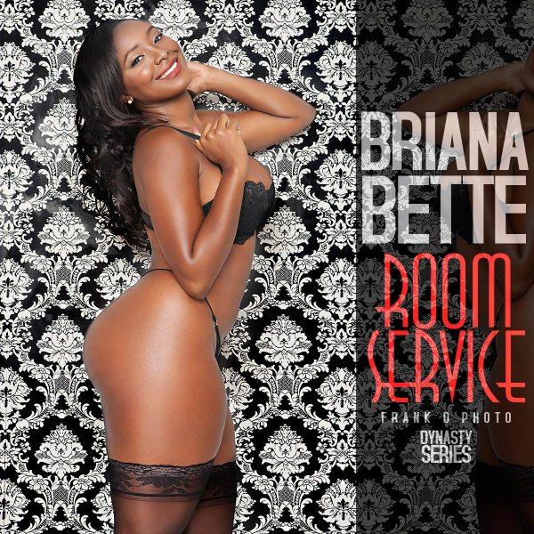 Briana Bette @brianabette: Room Service – Frank D Photo