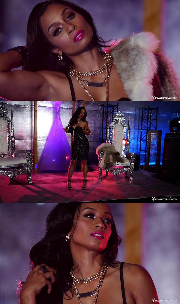 Karlie Redd in Backstage Pass – Playboy Video Preview