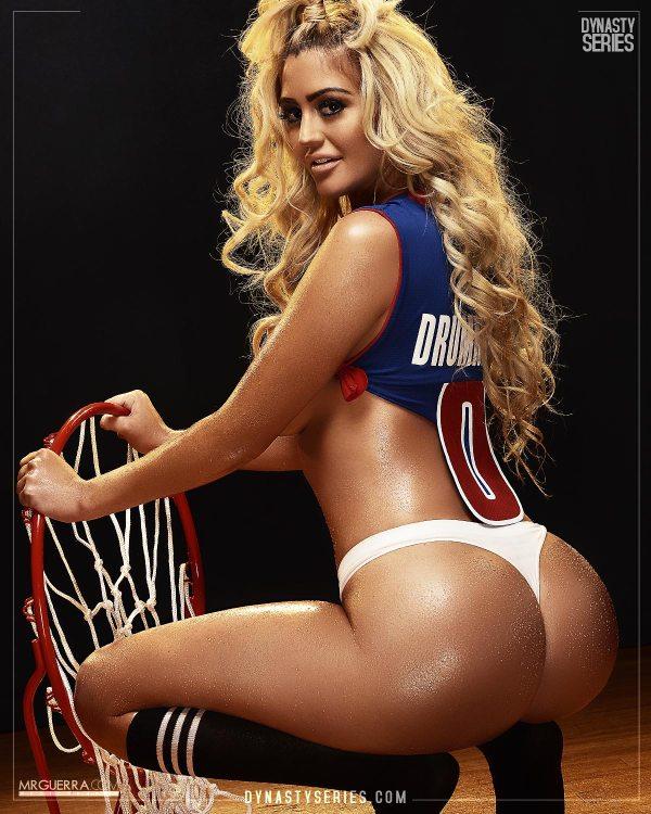 Danii Banks: NBA2K17 x All Star Weekend - Jose Guerra