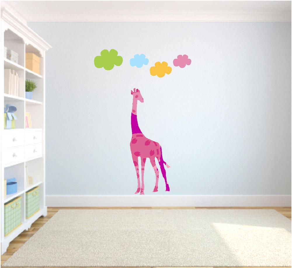 Fullsize Of Nursery Wall Decals
